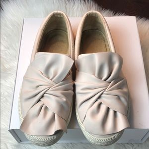 Bowknot loafers